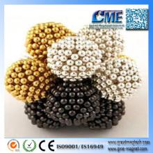 Bolas magnéticas pequeñas para pequeñas bolas magnéticas de juguete