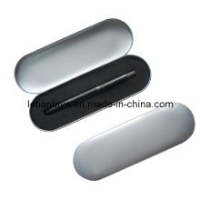 Regalo barato pluma, bolígrafo Bic con caja de la lata (LT-C464)