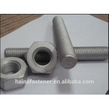 Factory supplied directly ASTM HDG thread Bolt Internal thread