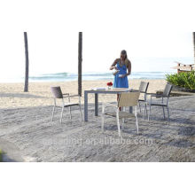 Hot sale Outdoor All Weather club tables and chairs