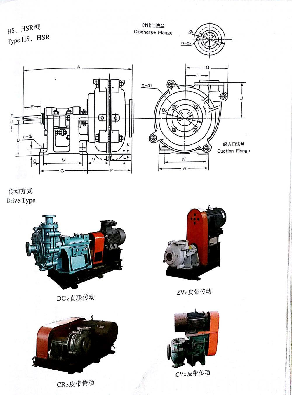 Rubber Impeller Fgd Pump