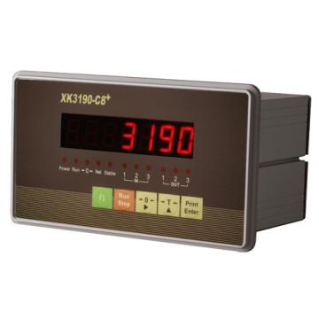 Индикатор весовой машины с высокоточной системой управления