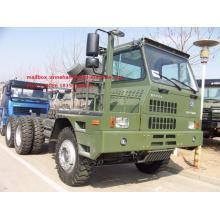 Camión volquete para minería 371HP 70T SINOTRUK HOWO