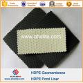 HDPE Geomembrana de punto antideslizante de 1 mm a 2,5 mm