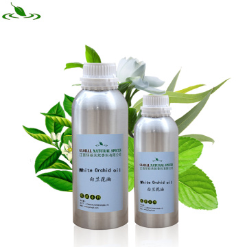 Pure Natural Organic White Orchid Oil