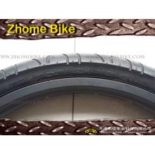 Bicicleta pneu/bicicleta pneumático/moto pneu/moto pneu/preto pneu, pneu de cor, 20X3.0 24X3.0 26X3.0 para Beach Cruiser Bike, BMX Bike, moto estilo livre
