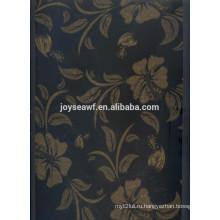 Formica ламинат цена, тисненый цветочный дизайн HPL лист