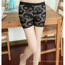 Мода женщин короткие безопасности брюки колготки с Hools (SR8230)