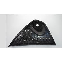 Molde de luz de cabeça de carro leve de plástico OEM