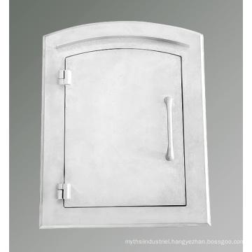 Aluminum Castings Supplier Casting Mailbox Door