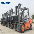 Gegengewicht Diesel angetriebener 3Tons Gabelstapler