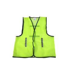 Chaleco reflectante de seguridad (amarillo).