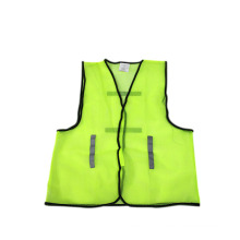 Safety Reflective Vest (Yellow)