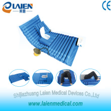 Medical therapeutic air mattress with toilet for pressure ulcer mattress