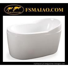 Preço especial para a banheira de imersão autônoma de acrílico da Ellipse (BA-8505B)