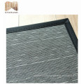 new style homogeneous marble inlay concert stage flooring