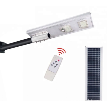 Farola solar LED inteligente IP65