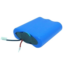 18650 1S3P 3.7V 9000mAh Li Ion Battery Pack