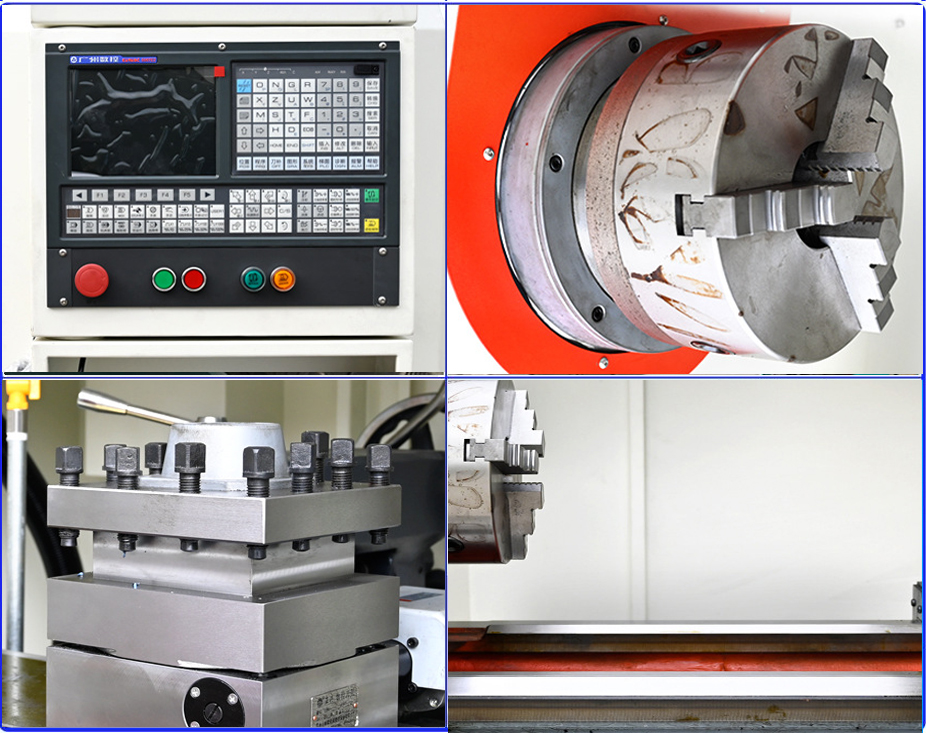 CNC metal lathe machines for sale