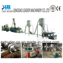 Línea de granulación de PVC Pelletizer PVC Pelletizing Machine