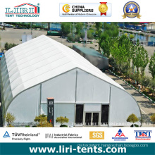 Large 30m Aluminum Curved Roof Marquee Tent for Party Wedding