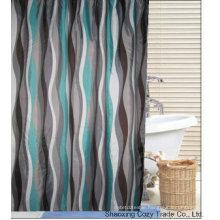 Popular Design Polyester Shower Curtain