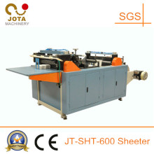 Automatic Plastic Film Roll Crosscutting Machine