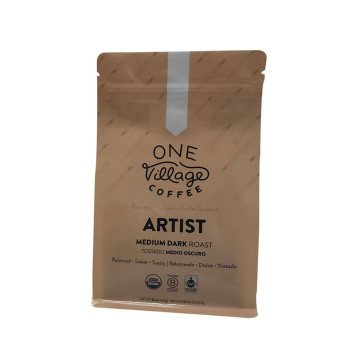 Film penutup segel panas Biodegradable Coffee Bag