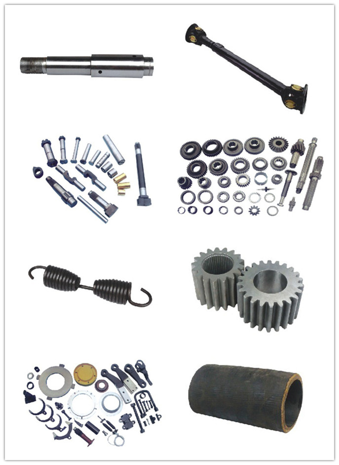 Terex repair kits