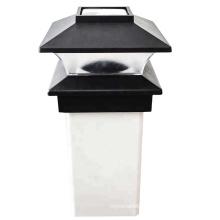 Bright 4x4inch Solar LED Post Deck Fence  Pillar Outdoor Lighting