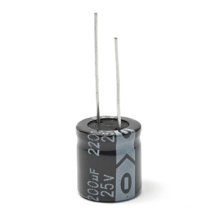 2000hours 150 C Loading Life Aluminum Electrolytic Capacitor for video