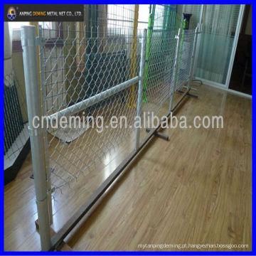 PVC-coated Chain-link Fence alta qualidade à venda