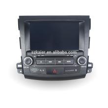 Сердечник квада автомобильный GPS навигации с беспроводной камерой заднего вида,беспроводной,БТ,зеркало ссылка,видеорегистратор,МЖК для Мицубиси Аутлендер 2006-2011
