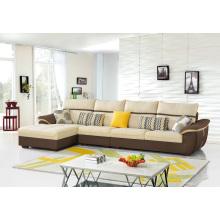 Mobiliario de hogar Mobiliario de sala de estar Mobiliario de cama Mobiliario Sofá de tela