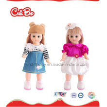14 Inch China Girls Makeup Games Toy Doll (CB-BD011-Y)