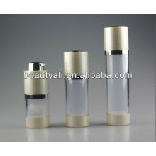 Transparent Cosmetic Airless Bottle