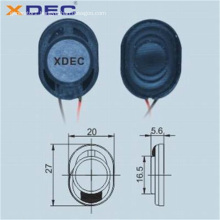 full range 4ohm 2w 3w 2027 miniature speaker