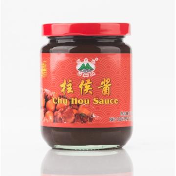 Molho Zhu Hou enlatado para cozinhar frango