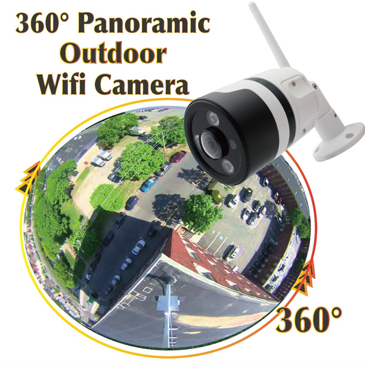 Digital Security Camera System