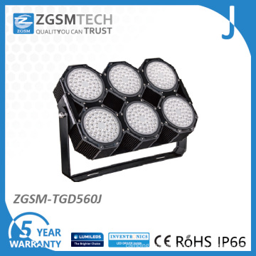 Stadions-Beleuchtung IP66 560W LED mit 112lm / W