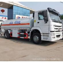 Sinotruck HOWO 20000 Liter Stainless Steel Water Tank Truck