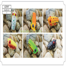 Frog Style Soft Fising Lure