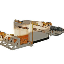 log rounding machine log debarking machine wood log debarker