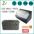 120W LED Wall Pack 5000K Färg