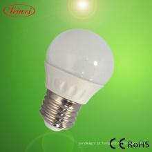 SAA certificado lâmpada LED B22