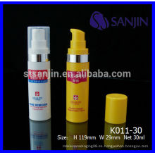 2014 botella airless de 30ml nuevo producto