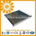 Split pressurized solar air heater with SOLAR KEYMARK & SRCC