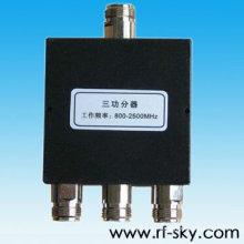 100W Power 400-800MHz 2 way rf high power hdmi splitter