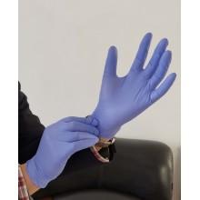 Одноразовые виниловые клинические перчатки Защитные перчатки