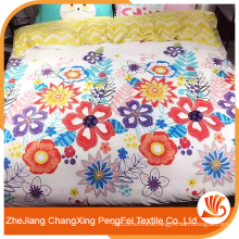 Most comfortable flower print bedsheet fabric with low price